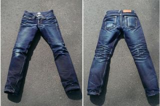 NAKED & FAMOUS 32OZ WEIRD GUY (18 MONTHS, 5 WASHES)