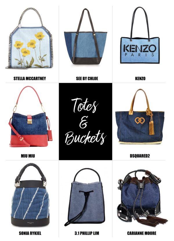 Denim Bags 1