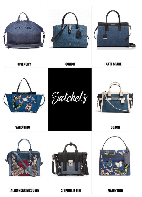 Denim Bags 2