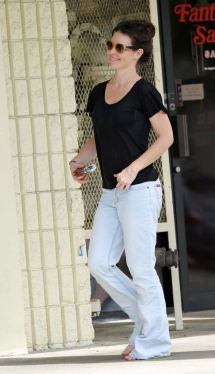 Evangeline Lily In Mudd Jeans - Denimology