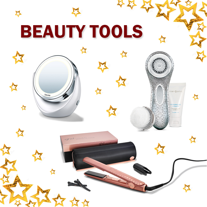 Beauty Tools - Holiday Gift Guide - Purely Me by Denina Martin