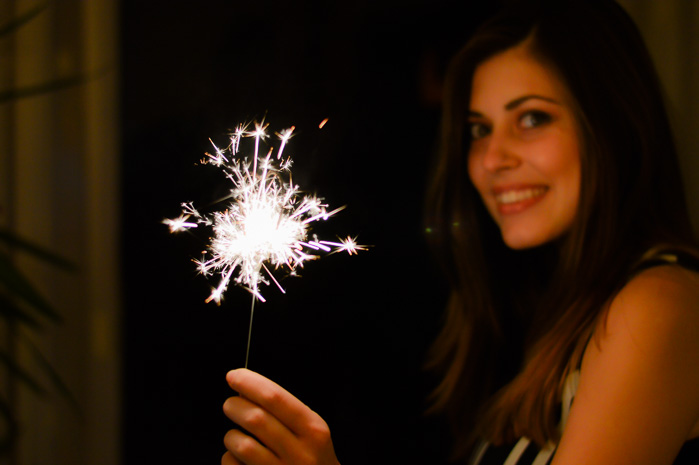 Happy New Year Purely Me by Denina Martin