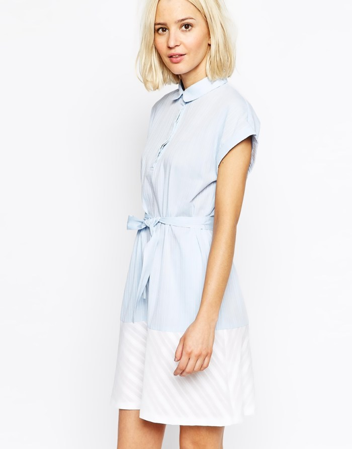 Shirt Dress Trend Spring Wearable