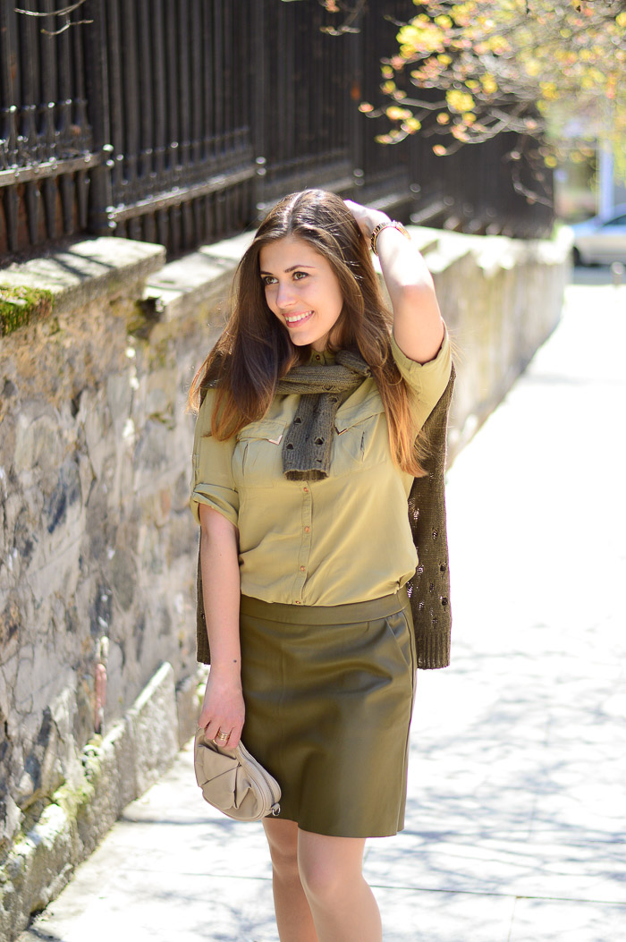 Khaki Love Bulgarian Fashion Blogger