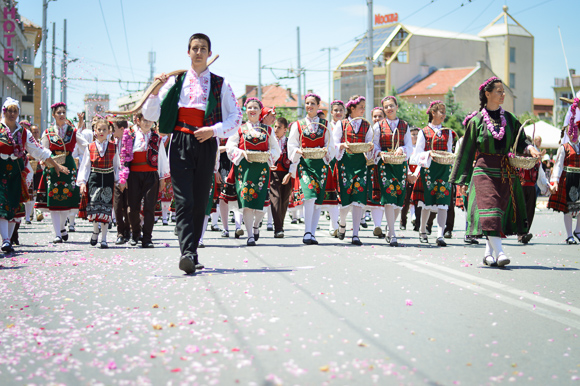 A trip to 12th Rose Festival in the Valley of Roses through the eyes of Denina Martin