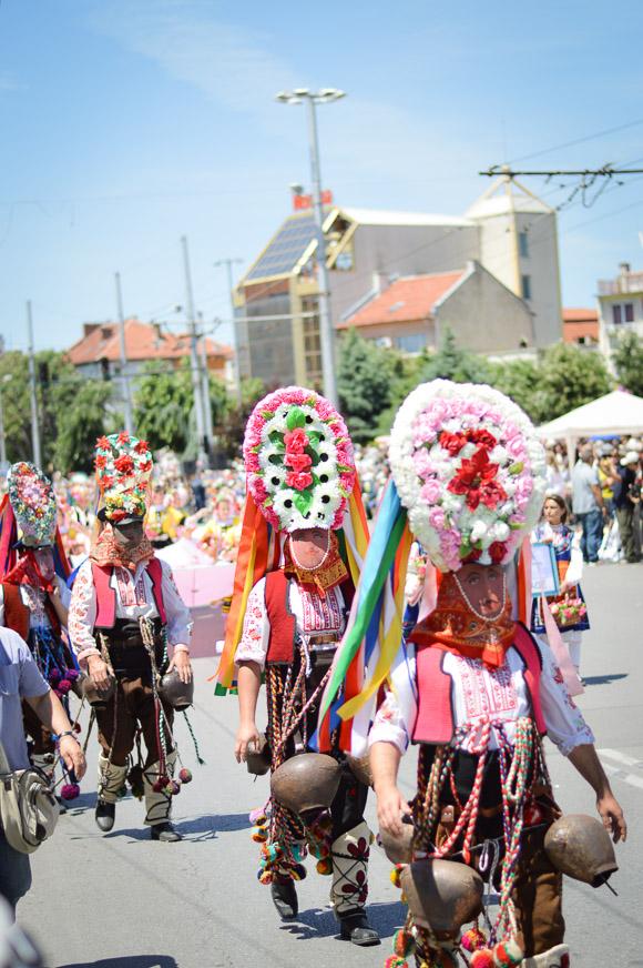 Rose Festival in Kazanlak, Rose Valley