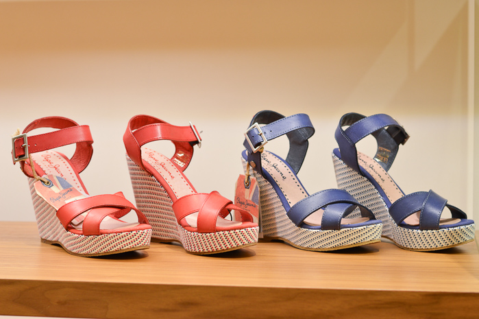 Pepe Jeans Wedges from Scandal at Bulgaria Mall - selected by Denina Martin