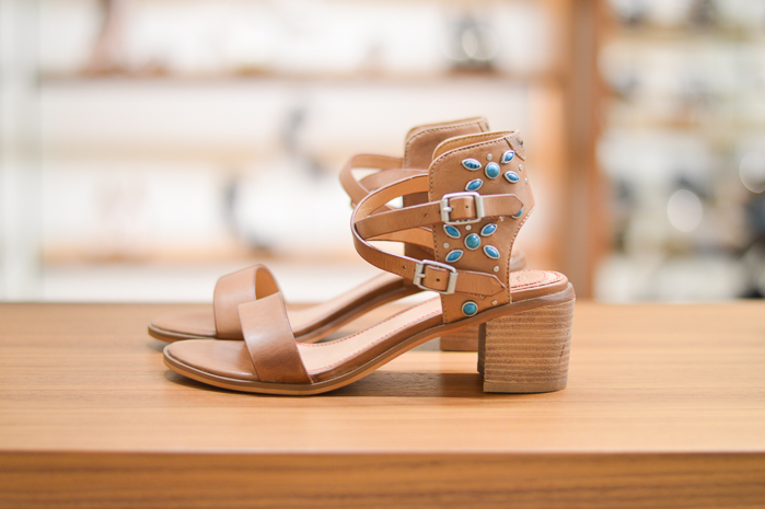 Pepe Jeans Heeled Sandals from Scandal at Bulgaria Mall - selected by Denina Martin