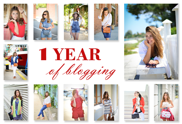 1 година блог - Денина Мартин