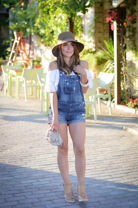 Romantic Summer Look by Denina Martin