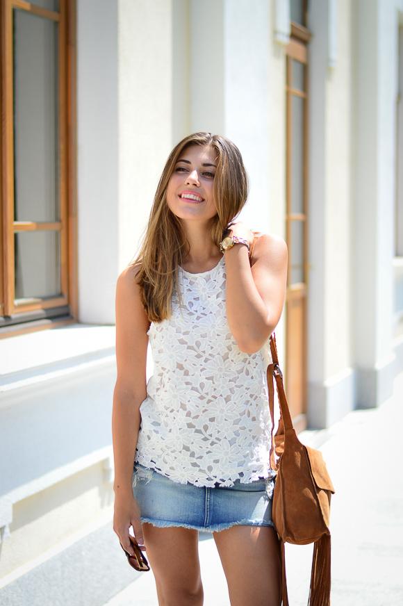 Последна лятна визия с Pepe Jeans, представена от Денина и Bulgaria Mall