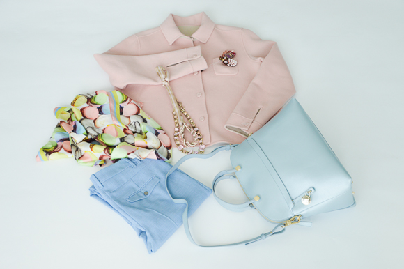 Autumn/Winter 2015 trends - Pastels - Bulgaria Mall finds