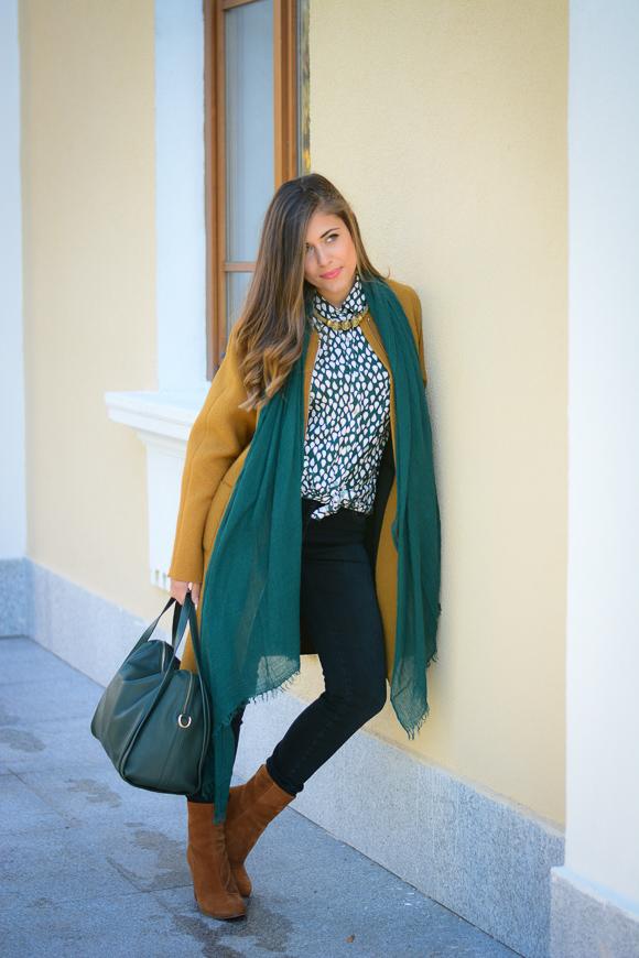 Mustard-Coat-Stefanel-Denina-Martin-Bulgaria-Mall-3