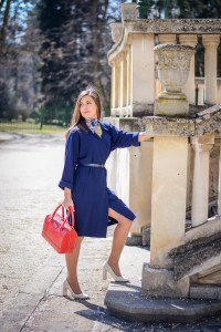 Fashion Blogger Denina Martin Mixing High Street and High End Brands