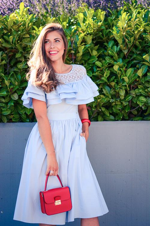 Ruffle Dress from Catty Bulgaria Mall