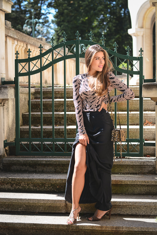 Bulgarian Fashion Blogger for HM Studio Collection