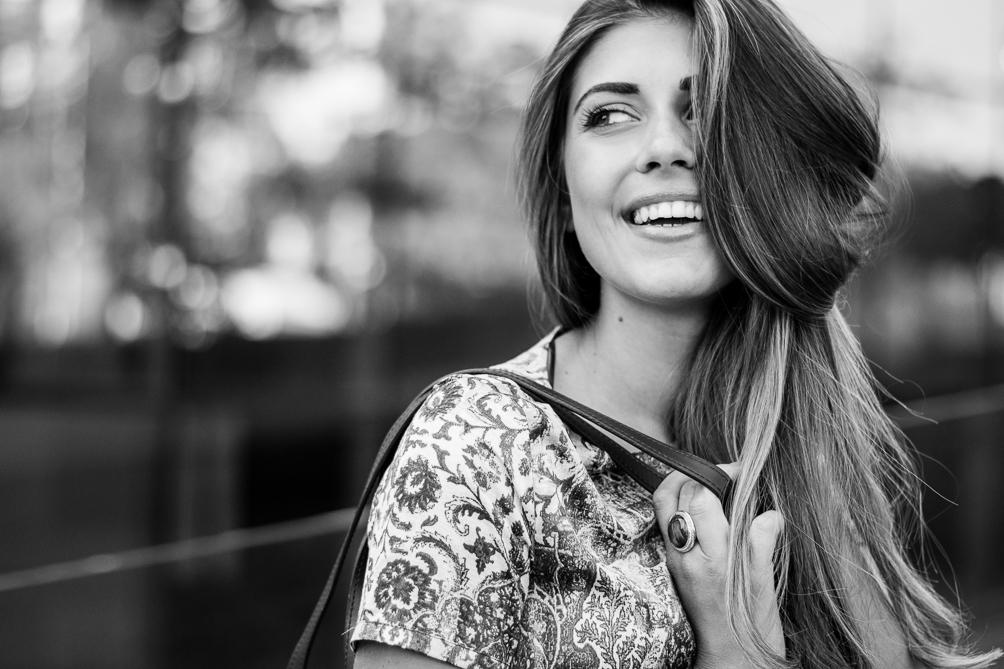 Esprit Mid Dress & Beautiful Denina Martin Blog