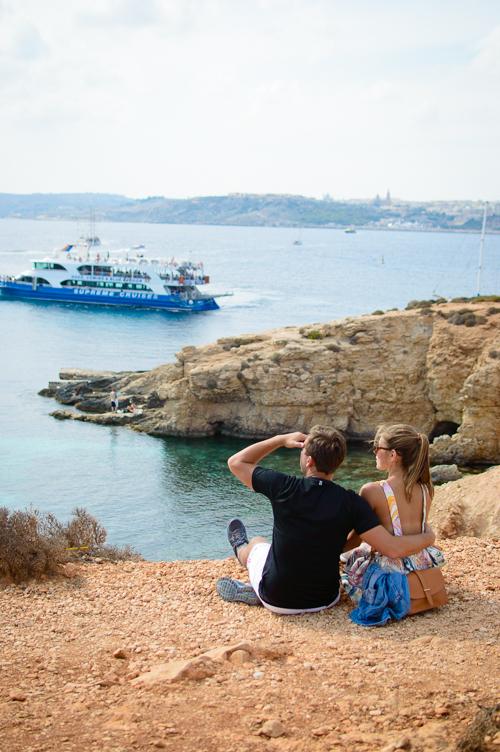 Comino Island of Malta