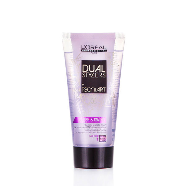 L`oreal Tecni Art Dual Stylers Sleek & Swing 150ml/ Duo