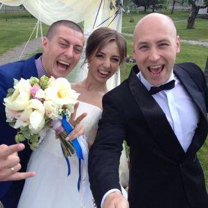 Отзыв Валерии и Александра о ведущем в Киеве Денисе Скрипко