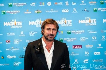 """Bernard Yerlès - Acteur ayant jouer dans """"Toto le héros"""" de Jaco Van Dormael"""