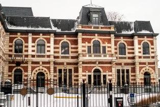Le chateau de Jette