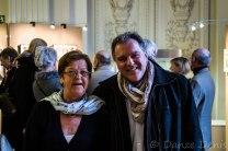 L'échevine Gorris (Jette- Bruxelles) et Monsieur Vica