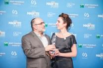 Meilleur scenario original ou adaptation Philippe Blasband et Anne Paulicevich pour Tango Libre