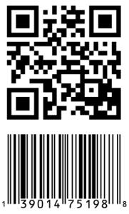 Doeland's QR en Barcode