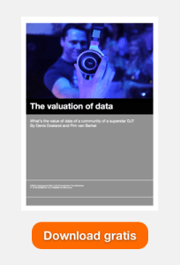 Download gratis - White paper - The financial value of the data of a community of a superstar DJ