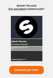 Spinnin' Records - Een aanvullend verdienmodel?