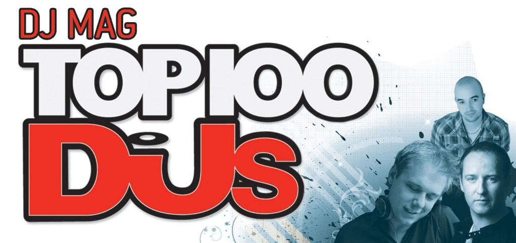DJMag Top 100 2013 - 2