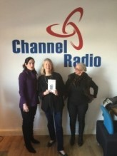 Denise on Women in Business radio show
