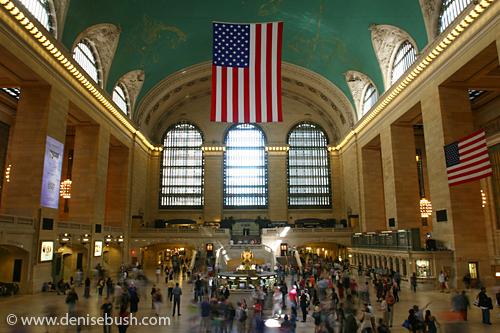 'Grand Central Station' © Denise Bush