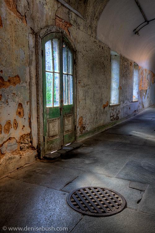 'Door to Nowhere' © Denise Bush