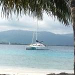 sailing cartagena to san blas, caribbean, el gitano del mar