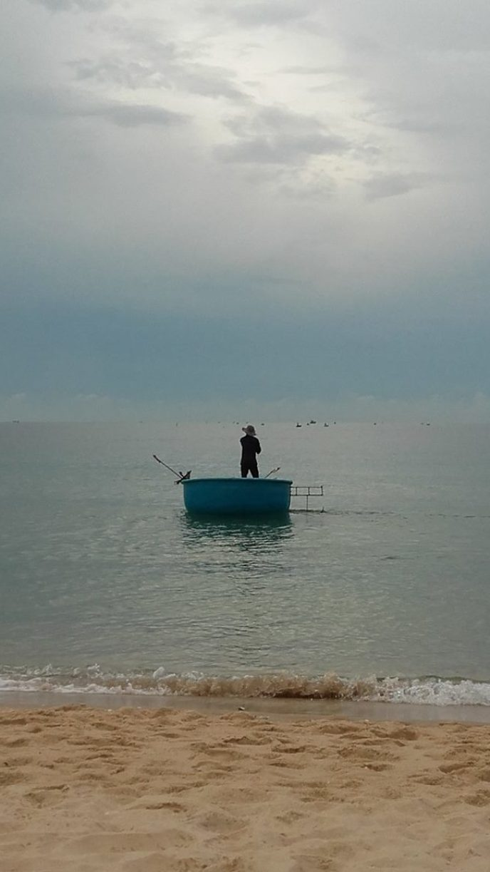 fisherman in mui ne