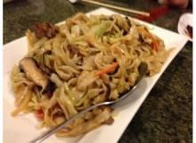 Mushu Beef Noodles