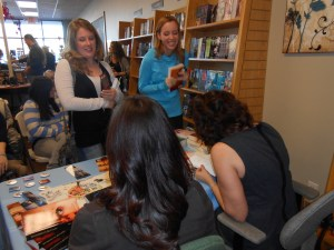 book signing 180