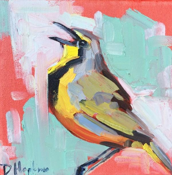 Bird Paintings - Denise Hopkins Fine Art