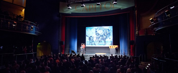 Serendipity in Action: Speaking at TEDxRheinMain