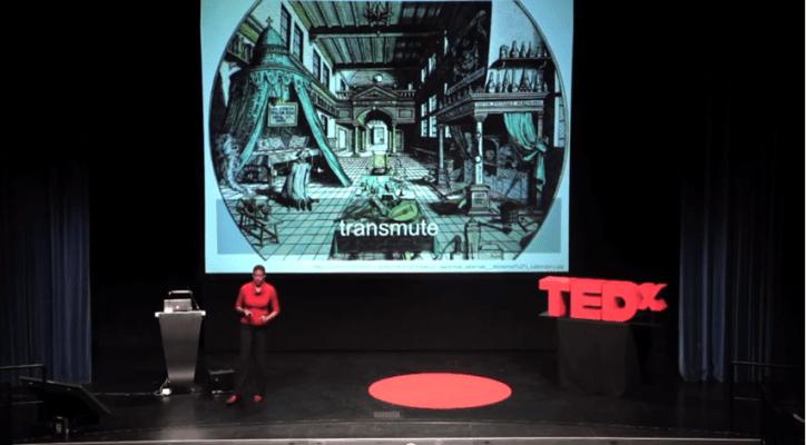 Video: Transmuting Fear @ TEDxRheinMain
