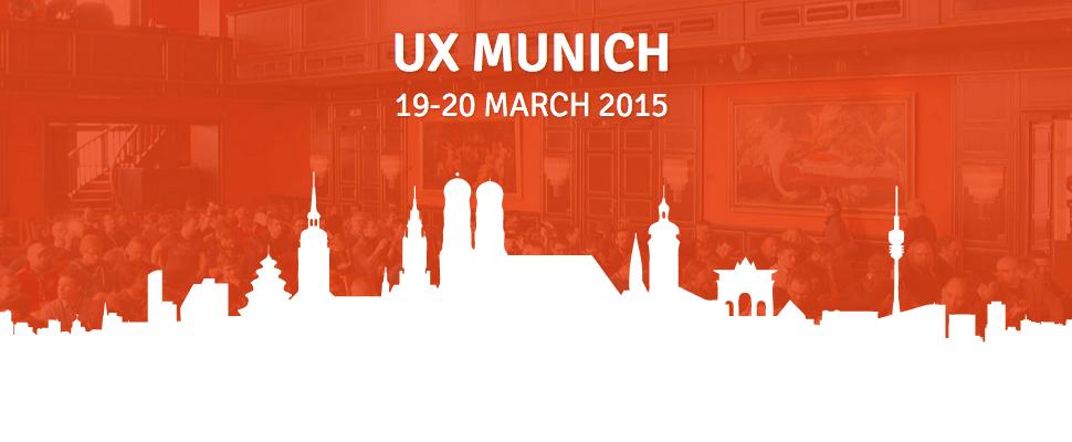 UX Munich 2015