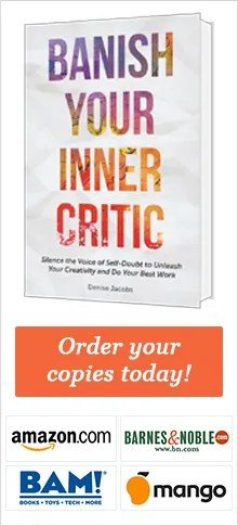 Order Banish Your Inner Critic Today!