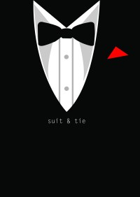 Suit & Tie | Fit me in a Polaroid