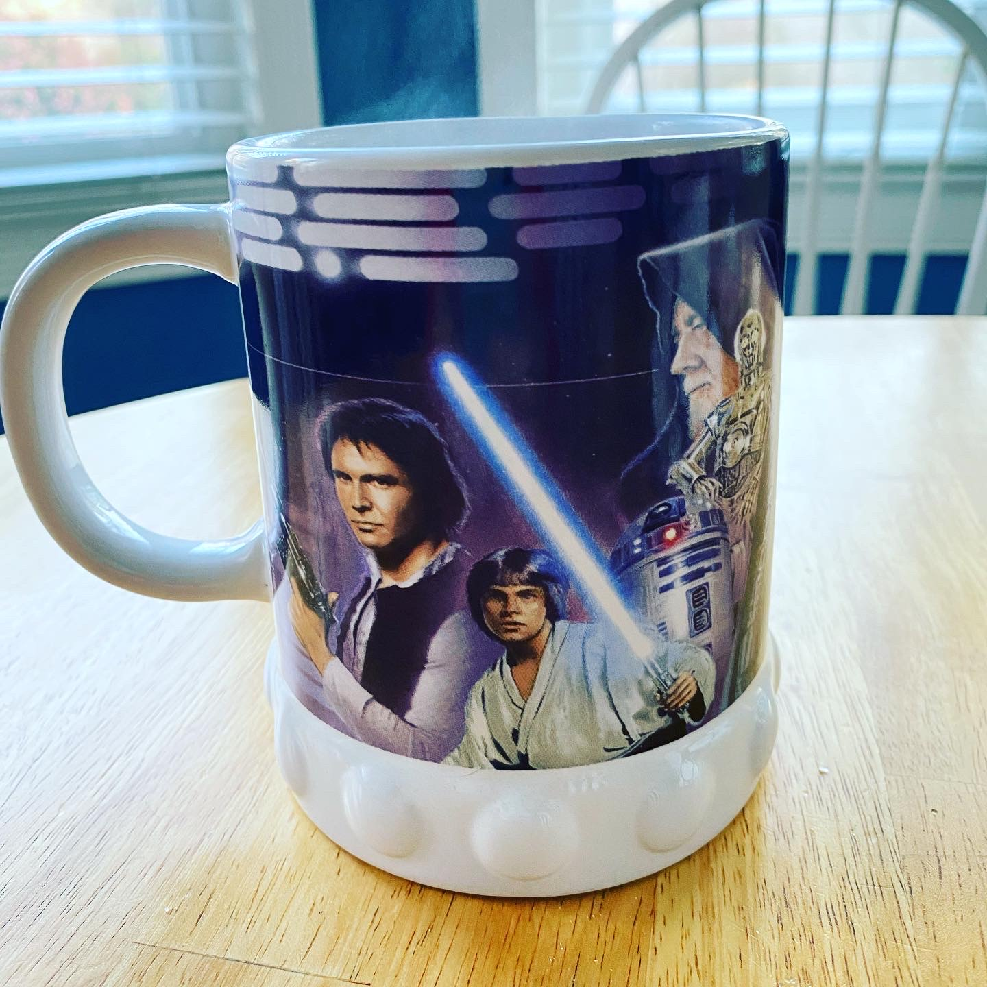 Star Wars Original coffee mug photo denise m. colby #disneymugs post