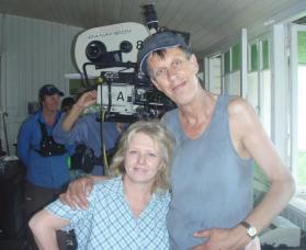 Sue Brooks (Director of Subdivision) & Denise in Hervey Bay (White Space Conflict)