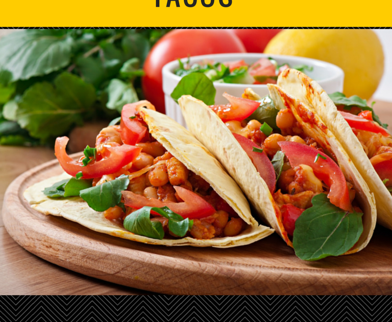 Healthy Crock Pot Chicken Tacos