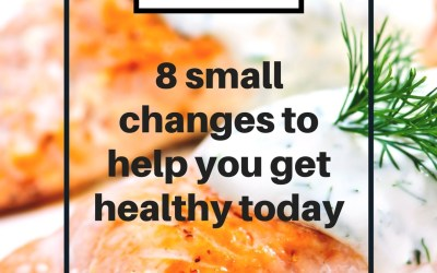 8 small changes for healthy you denisesanger.com
