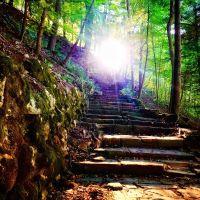 The Heavenly Stairway